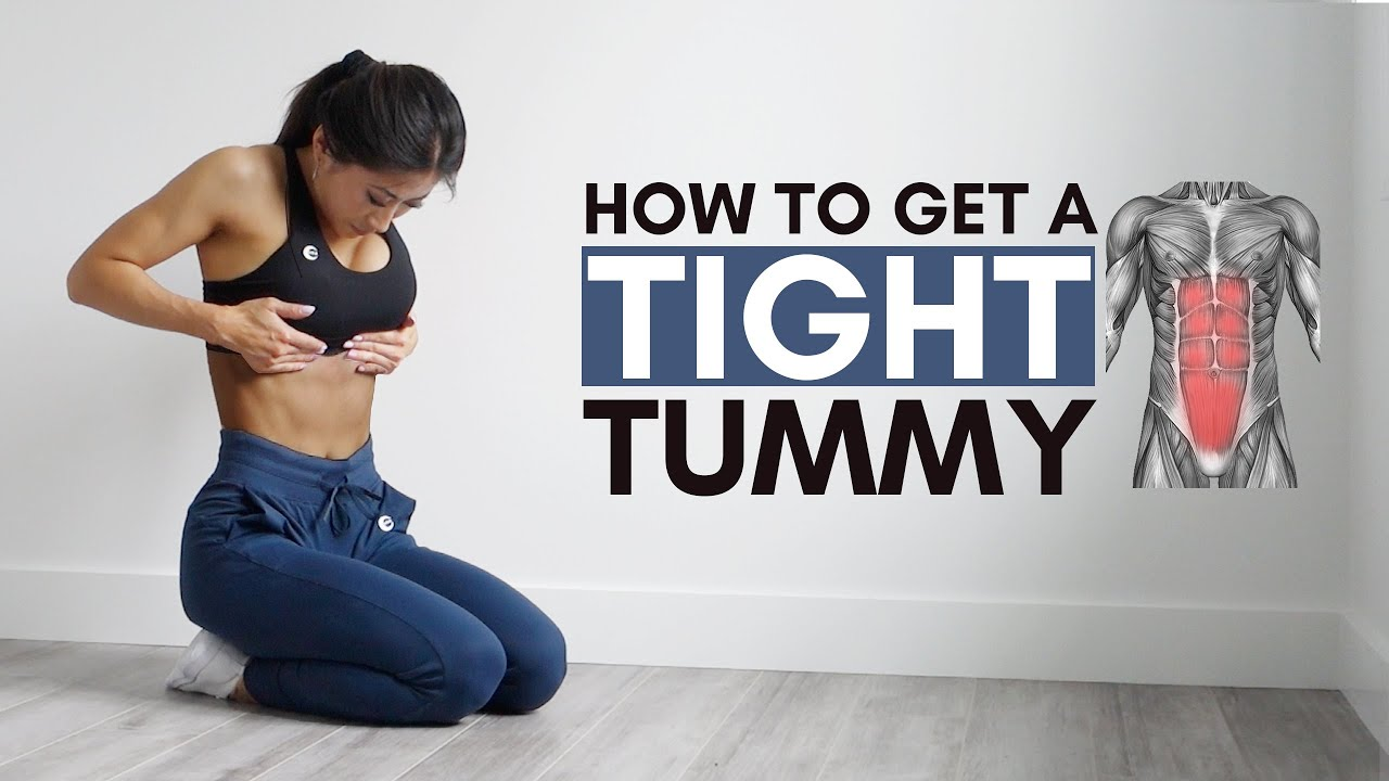 Get a Tight and Petite Stomach   Fire Ab Exercises