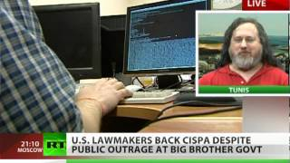 Richard Stallman_ CISPA nearly abolishes people's right not to be unreasonably searched