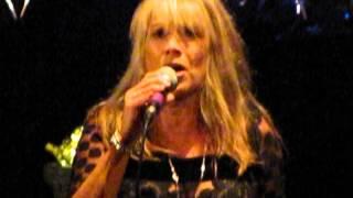 Shelley Preston I hear Talk Live at Colour House Theatre London 2nd November 2013