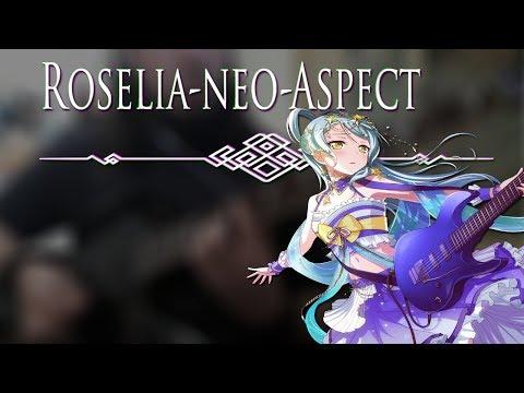 Bang Dream! - Roselia - Neo-Aspect [Guitar Cover]