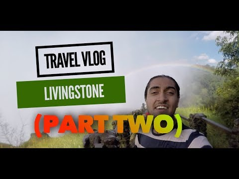 Victoria Falls @ Livingstone, Zambia (PART TWO)  | TRAVEL VLOG | Nand Javia