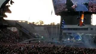 U2 Croke Park, Dublin, Ireland 2009 - Magnificent