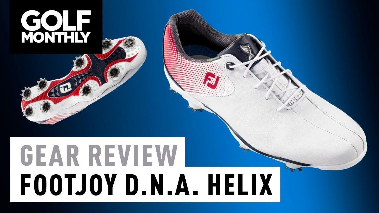 b098e4e2d889 FootJoy D.N.A. Helix Shoe Review. Golf Monthly