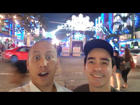 Awesome Christmas Fair In The Philippines (Mandaluyong City)
