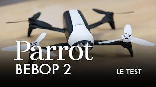 Test   Parrot Bebop 2 FR