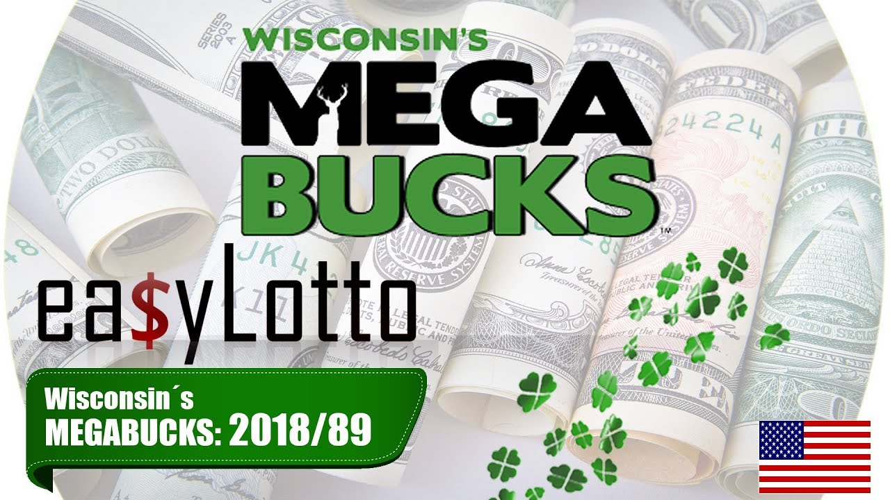 Wisconsin Megabucks Numbers Nov 7 2018 Youtube