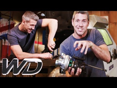 🔴Fixing The Turbo and PCV on a 1995 Volvo T-R5 Wagon | Wheeler Dealers