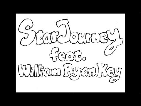AIRFLIP「Star Journey (feat.William Ryan Key)」【Official Music Video】
