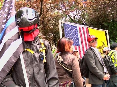 Protests, Clashes, Arrests in Portland, Oregon