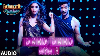 Tamma Tamma Again Full Audio Song Varun Alia Bappi