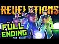 FULL REVELATIONS EASTER EGG CUTSCENE ENDING OUTRO CINEMATIC! (Black Ops 3 Zombies)