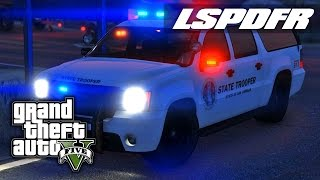 LSPDFR SP E17 - State Trooper Route 68 Patrol