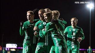 35. voor 2018: JK Narva Trans - Tallinna FCI Levadia 1:2 (0:0)