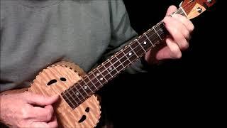 the staten island slide- solo ukulele + tab