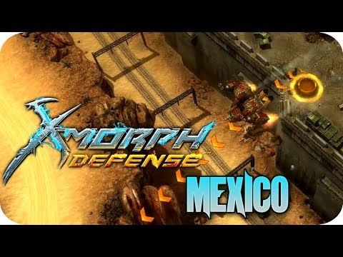 X-Morph Defense - Mexico