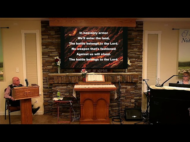 Sunday Service - Jan 17, 2021 - Psalm 119:153-160 The Prayer For Life