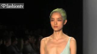 Narciso Rodriguez Runway Show - New York Fashion Week Spring 2012 NYFW    FashionTV - FTV