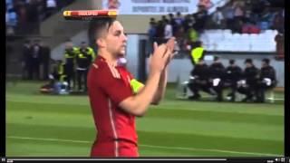 Gol de Deulofeu (España 5-0 Georgia)