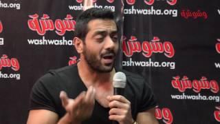 بالفيديو.. أحمد فلوكس يفتح النار على 'طارق الشناوي' بسبب 'سامح حسين'