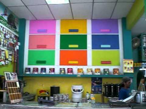 gama de colores pintura interior