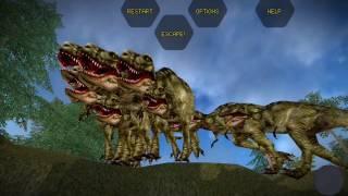 Carnivores Dinosaur Hunter | T-Rex Killing