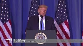 Donald Trump propone a Kim Jong-un una reunión en la frontera entre las dos Coreas