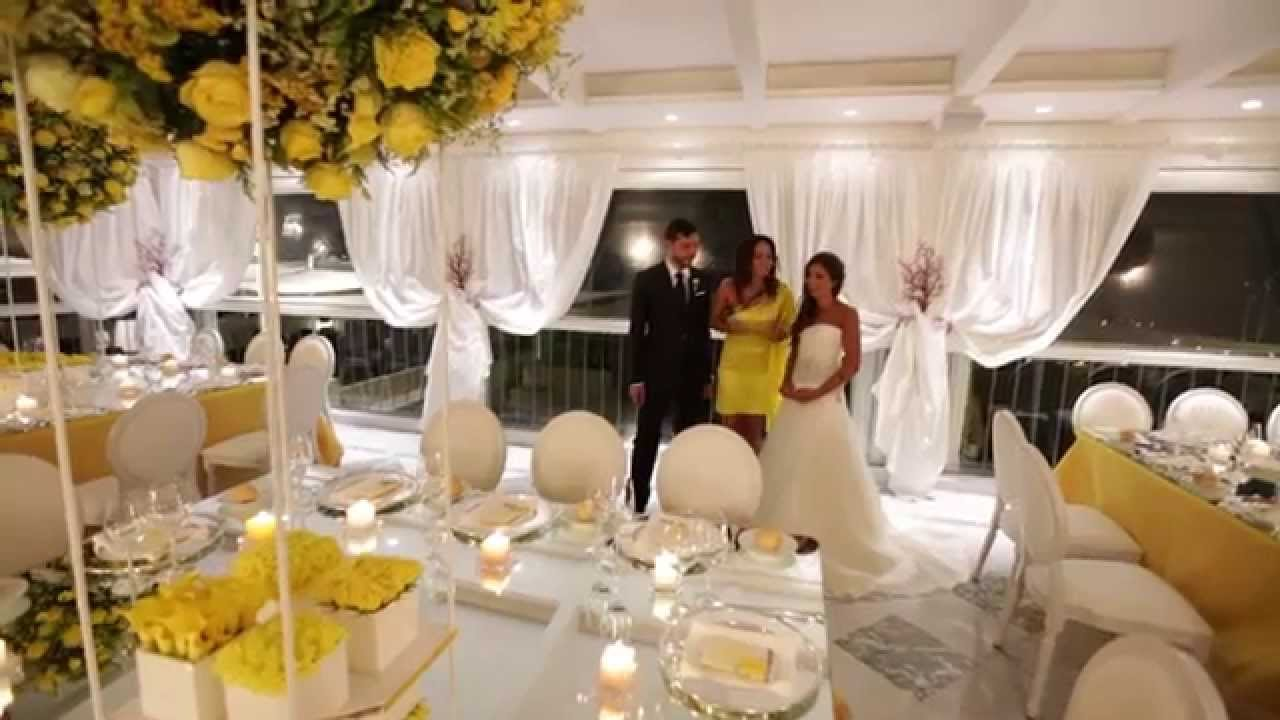 Matrimonio In Giallo : Weddings luxury puntata matrimonio solare e