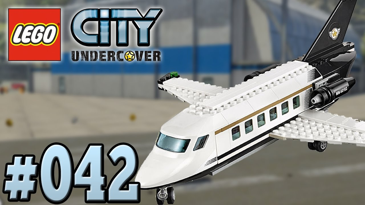 Lego City Undercover Ps4 Part 42 City Flughafen Lets Play Lego