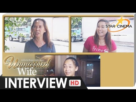 Interview - Napagdaanan mo na ba ito? - 'The Unmarried Wife - 동영상