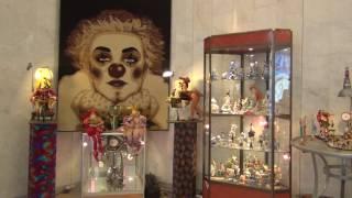 Музей клоунов в Тульском цирке