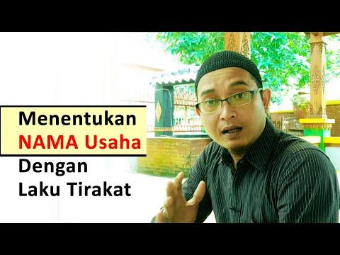 Memang ya warga Indonesia itu kreatif dan cerdas-cerdas dalam membuka usaha! Ada-ada saja nama unik .