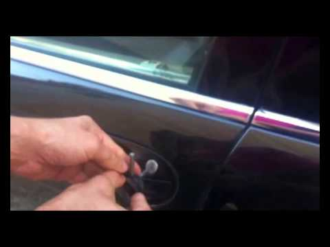 Супер отмычка-декодер открытие замка BMW 2014 - YouTube