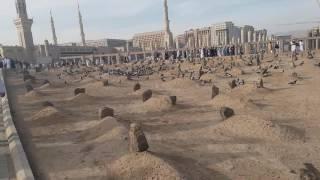 Medİnede Cenazeler Defnedİlİyor