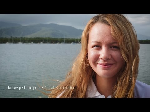 I know just the place: Shona Whittaker, Minke Whales on the Great Barrier Reef
