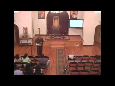 CMANA Sanctity of Life - Talk One