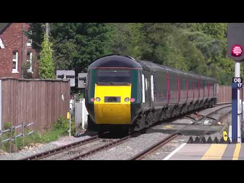 GWR HSTs invade the Chiltern Mainline! 17/09/17