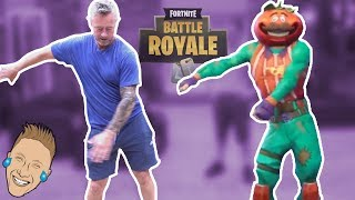 DAD DOES FORTNITE