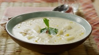 Corn Recipes - How to Make Grandmas Corn Chowder