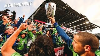 We're Not Finished Yet: Sounders win Western Conference Finals and advance to MLS Cup
