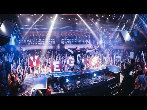 Steve aoki @live at jewel night club |las Vegas| -2018