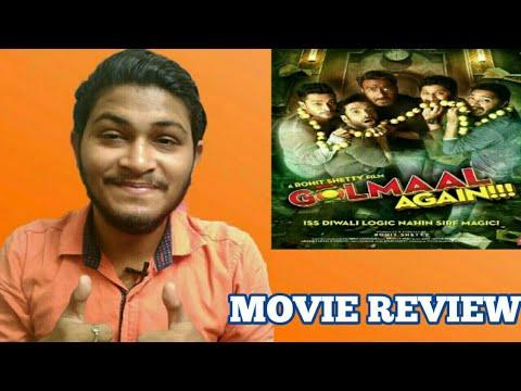 Golmaal Again | Full Movie Review | Golmaal 4 | Hit or Flop ? | Ajay Devgan, Arshad Warsi, Parineeti