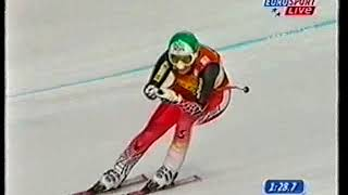 SCI ALPINO WC LAKE LOUISE I ELENA FANCHINI DISCESA 2005 06