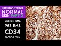 Immunohistochemistry in Normal Skin 2: p63, EMA, desmin, SMA, CD34, Factor XIIIa