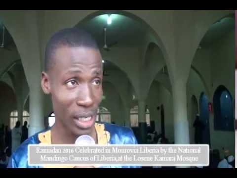 Ramadan 2016 in Monrovia Liberia