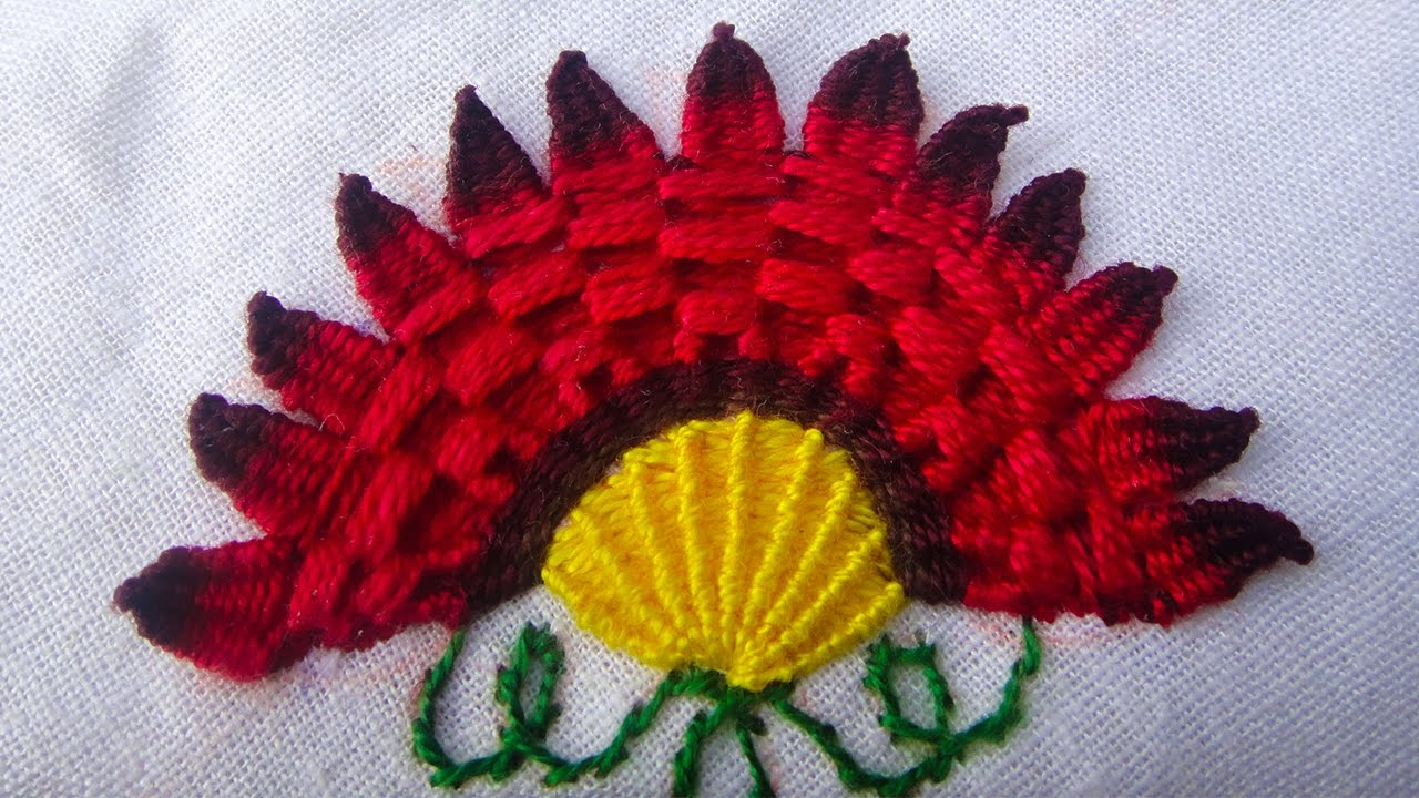 New Hand Embroidery Ideas How To Stitch Flowers With Embroidery