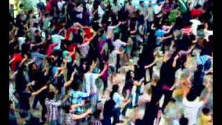 oberon mall cochin flash mob