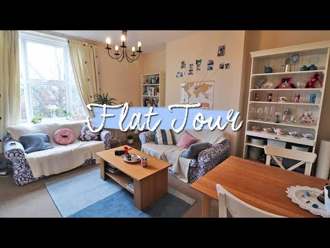 What £1050 Gets You In South London - Flat Tour