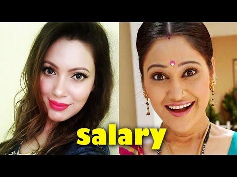 Salary of Taarak Mehta Ka Ulta Chashma Actors | shocking Amount