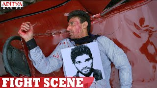 Yevadu Movie || Ram Charan and Rahul Dev Fight Scene || Ram Charan,Shruthi Hasan
