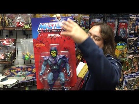 Visita a The Lost Toys en Dallas Tx